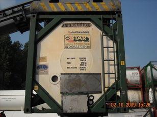 contenitore cisterna 20 piedi CPV 30 PIEDI L4BH multiscomparto