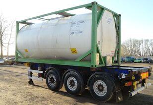 contenitore cisterna 20 piedi SCHMITZ CARGOBULL SP27