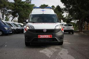 ambulanza FIAT DOBLO MAXİ XL WİTH EQUİPMENT nuova