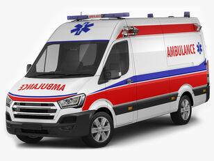 ambulanza HYUNDAI H 350 nuova