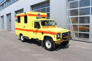 ambulanza LAND ROVER Defender 130 TD