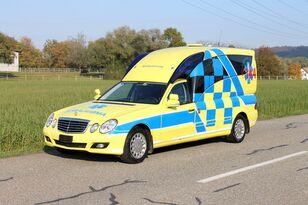 ambulanza MERCEDES-BENZ E280 hochlang BINZ
