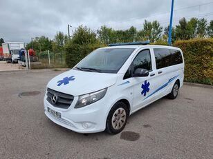 ambulanza MERCEDES-BENZ VITO 163 CV - 2018 - 204 000 KM - AUTOMATIC