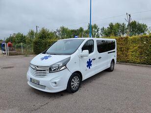 ambulanza OPEL VIVARO L2H1 - 140 CV - 163 000 KM - 2017 - LES DAUPHINS