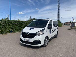 ambulanza RENAULT TRAFIC L1H1 125 CV 2018