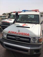 ambulanza TOYOTA Land Cruiser petrol Hardtop nuova