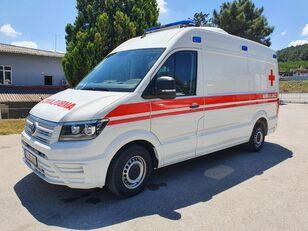 ambulanza VOLKSWAGEN CRAFTER AMBULANCE nuova