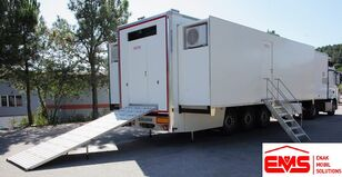 ambulanza ÇUHADAR TREYLER MOBİL CLİNİC HOSPİTAL READY ON STOCK nuova