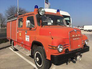 autopompa MAN 11.168 Camion D'Epoca Vigili Del Fuoco