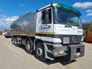 camion spurgo fognature MERCEDES-BENZ ACTROS 3243