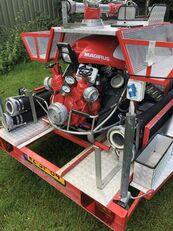 stazione di pompaggio antincendio MAGIRUS Fire 1000 portable pump with trailer