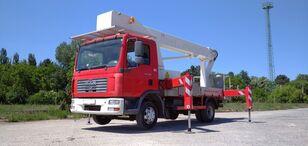 autocarrata MAN Bison Palfinger TKA 30 KS - 30m, 7.5t