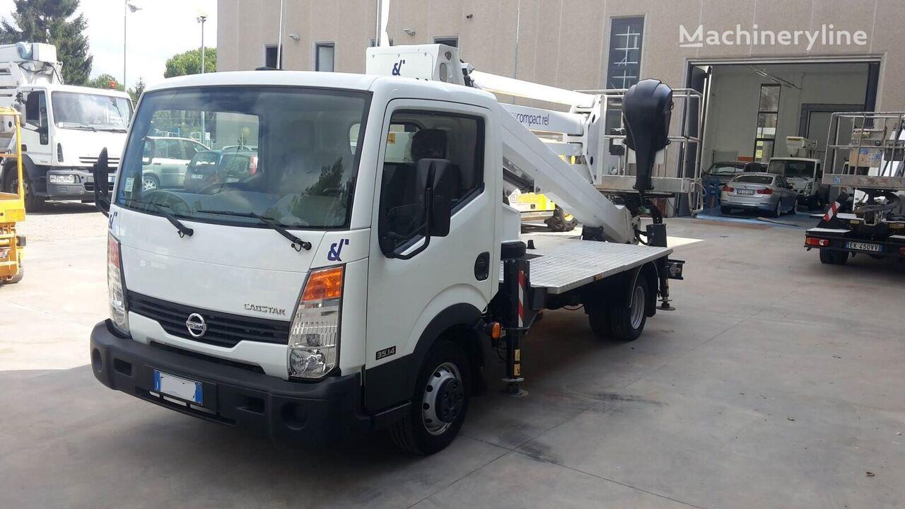 autocarrata NISSAN CABSTAR OIL&STEEL 20.10 H PLUS