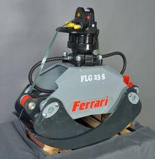 autogrù FERRARI Holzgreifer FLG 23 XS + Rotator FR55 F