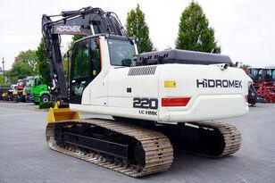 escavatore cingolato HIDROMEK  CRAWLER EXCAVATOR HIDROMEK HMK220LC-4 / 23t