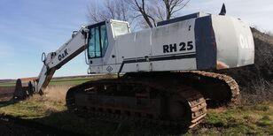 escavatore cingolato O&K RH25