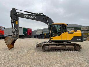 escavatore cingolato VOLVO EC160DNL
