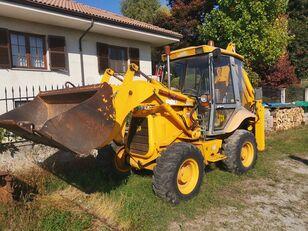 escavatore gommato JCB 2CX TERNA 4X4 - PESO 55QLI