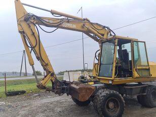 escavatore gommato ZEPPELIN ZM13B