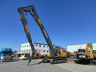escavatore per demolizione SAMSUNG-VOLVO SE 450 LC3 / DEMOLITION HAMMER3 GRIPPERS / 1 NEW / LOW HOURS / V