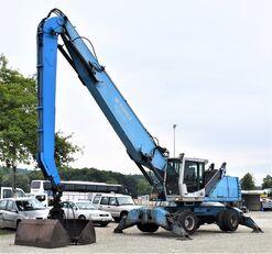 escavatore per movimentazione TEREX-FUCHS MHL 350 Umschlagbagger + Greifer !