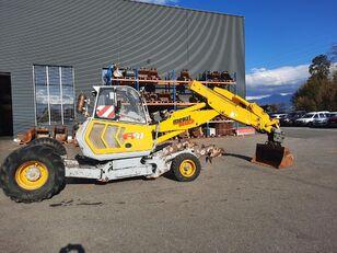 escavatore ragno MENZI MUCK A91 Mobil