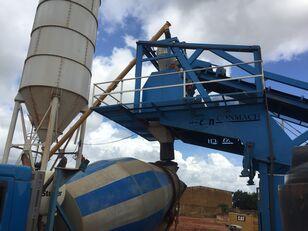 impianto di betonaggio CONMACH MobKing-60 Concrete Mobile Batching Plant - 50 m3/h nuovo