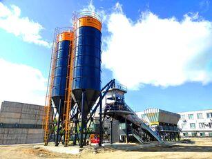 impianto di betonaggio FABO FABOMIX COMPACT-120 CONCRETE PLANT   CONVEYOR TYPE nuovo
