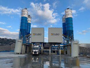 impianto di betonaggio FABO POWERMIX-200 STATIONARY CONCRETE BATCHING PLANT nuovo