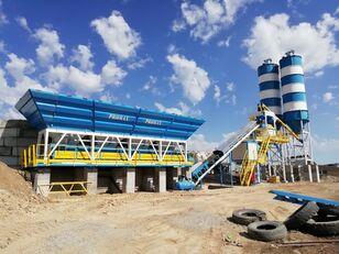 impianto di betonaggio PROMAX Compact Concrete Batching Plant C100-TWN-LINE (100m3/h)