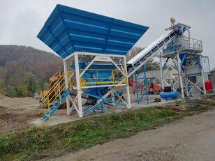 impianto di betonaggio PROMAX Impianto di Betonaggio Compatto PROMAX C60-SNG-PLUS (60m³/h) nuovo