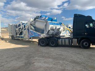 impianto di betonaggio PROMAX محطة خلط الخرسانة المتنقلة M120-TWN (120 م 3 / ساعة) nuovo