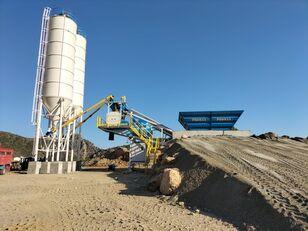 impianto di betonaggio PROMAX Mobile Betonmischanlage  PROMAX M60 (60m³/h) nuovo