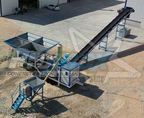 impianto di betonaggio PROMAX Мобильный бетонный завод М35-ПЛНТ (35 м³/ч) nuovo