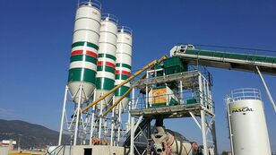 impianto di betonaggio Plusmix 100m³/hour Stationary Concrete Plant -BETONYY ZAV nuovo