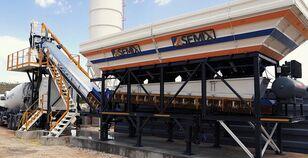impianto di betonaggio SEMIX  MOBILE CONCRETE BATCHING PLANTS 60m³/h nuovo
