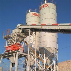 impianto di betonaggio SEMIX Stationary 130 STATIONARY CONCRETE BATCHING PLANTS 130m³/h nuovo