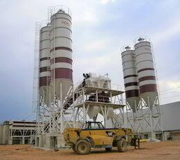 impianto di betonaggio SEMIX Stationary 200 STATIONARY CONCRETE BATCHING PLANTS 200m³/h nuovo