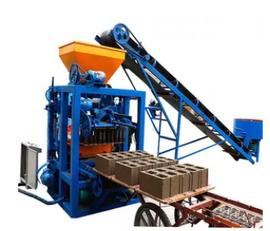macchina per produzione blocchi di cemento SINOWAY QT4-24 nuova