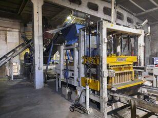macchina per produzione blocchi di cemento SUMAB 1000  / 12-14.000 blocks/8h. HIGH CAPACITY!