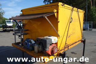 macchina per sigillatura delle crepe stradale OLETTO 2m³ Thermo Asphalt Container Hot Box H02 wie A.T.C. / HMB