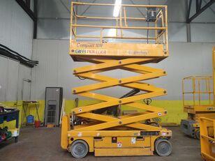 piattaforma elevatrice a forbice HAULOTTE Compact 10