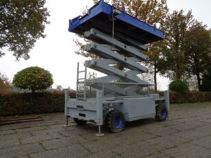 piattaforma elevatrice a forbice LIFTLUX SL172-24D4WD