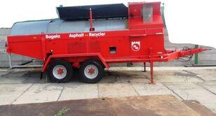 riciclatore d'asfalto BAGELA BA 10000 (unused TOP condition zestaw