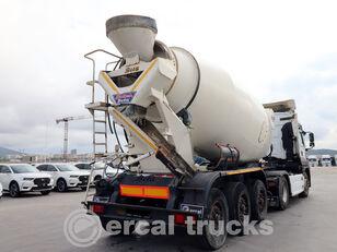 semirimorchio betoniera BETAMIX