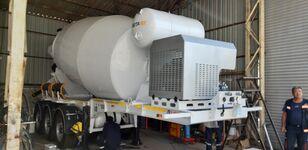 semirimorchio betoniera EXPOTRAILER 12 M3 nuovo