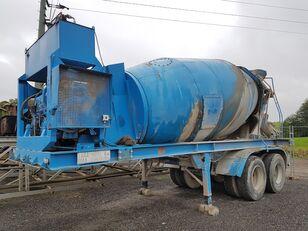 semirimorchio betoniera LECINENA