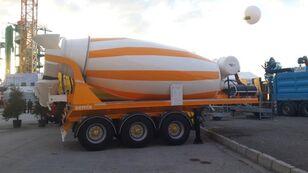 semirimorchio betoniera SEMIX nuovo