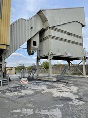 silo cemento BENNINGHOVEN 300 t  Hot mix storage silo